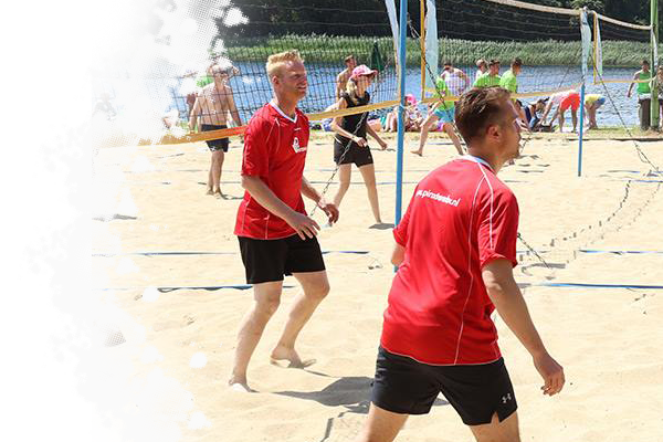 Beachvolleybal, Beachtennis, footvolleybal